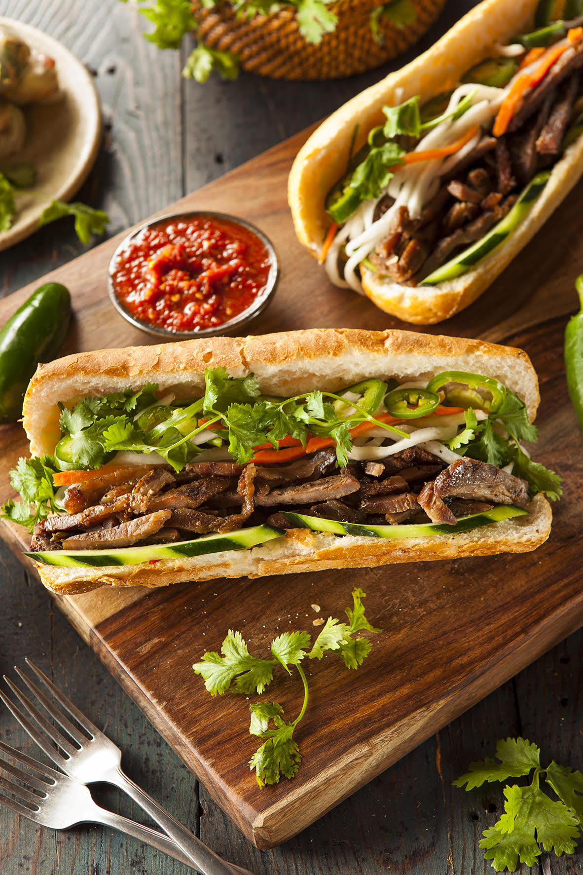 How Do You Like Your Banh Mi? <br> A Look at Vietnamese Sandwiches