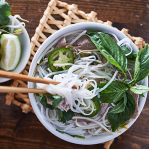 Have a Bowl of Pho-Pho-Fun!
